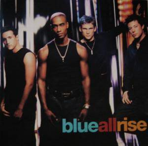 Cover - Blue: All Rise