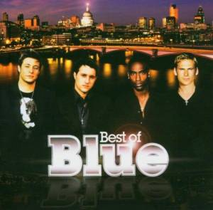Blue: Best Of Blue - Cover