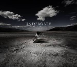 Underoath: Define The Great Line - Cover