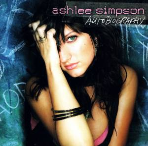 Ashlee Simpson: Autobiography - Cover