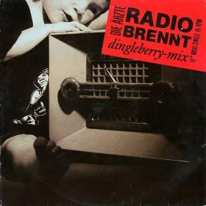"""Die Ärzte: Radio Brennt (12"""") - Bild 1"""