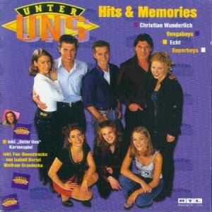 Unter Uns - Hits & Memories - Cover