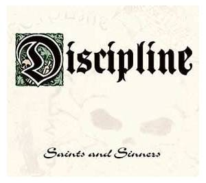 Discipline: Saints And Sinners - Cover