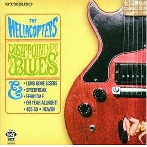 The Hellacopters: Disappointment Blues - Cover