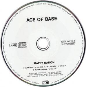 Ace Of Base: Happy Nation (Single-CD) - Bild 3