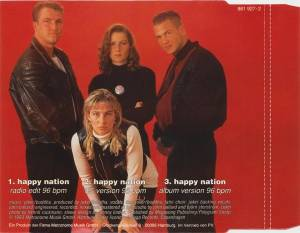 Ace Of Base: Happy Nation (Single-CD) - Bild 4