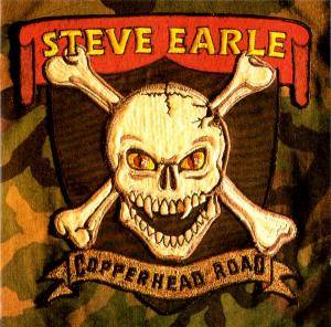 Steve Earle: Copperhead Road - Cover