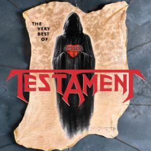 Testament: Very Best Of Testament, The - Cover
