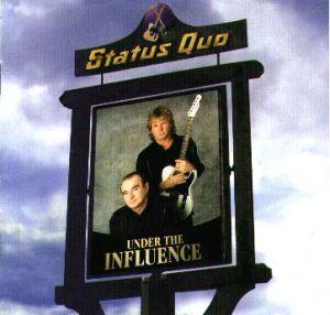 Status Quo: Under The Influence - Cover
