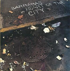 Barrabás: Heart Of The City - Cover