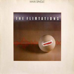 The Flirtations: Earthquake - Cover