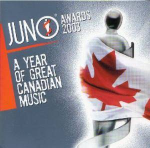 Cover - Chad Kroeger: Juno Awards 2003