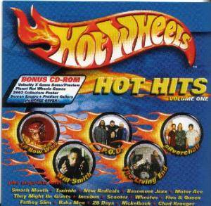 Cover - Chad Kroeger: Mattel - Hot Wheels: Hot Hits Vol. 1