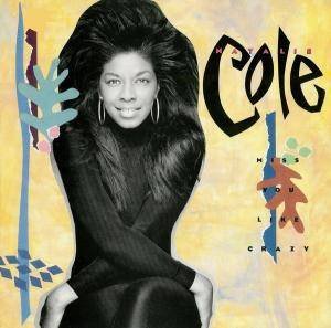 Natalie Cole: Miss You Like Crazy - Cover