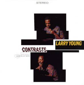 Cover - Larry Young: Contrasts