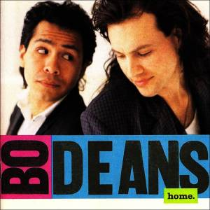 Cover - BoDeans: Home.