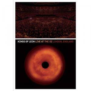 Kings Of Leon: Only By The Night - Live At The O2 Arena, London - Cover