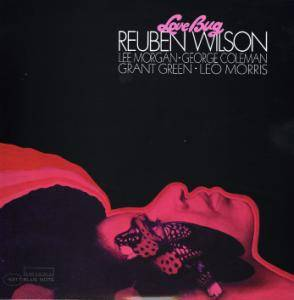 Cover - Reuben Wilson: Love Bug