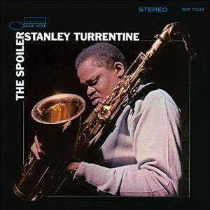 Stanley Turrentine: Spoiler, The - Cover