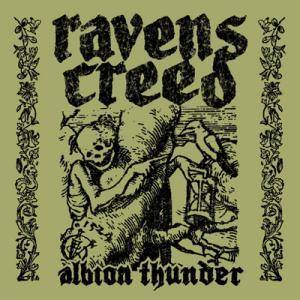 Ravens Creed: Albion Thunder - Cover