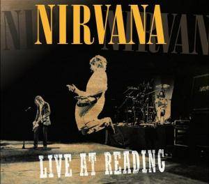 Nirvana: Live At Reading - Cover