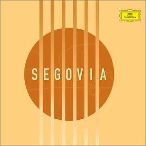Segovia Collection, The - Cover