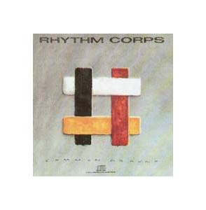 Rhythm Corps: Common Ground - Cover