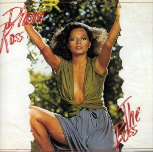 Diana Ross: Boss, The - Cover