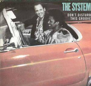 The System: Don't Disturb This Groove - Cover