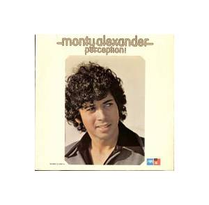 Cover - Monty Alexander: Perception