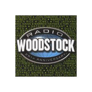 Cover - Martin Sexton: Radio Woodstock - 25th Anniversary