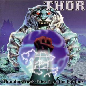 Cover - Thor: Thunderstruck - Tales From The Equinox