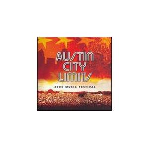 Austin City Limits - Music Festival 2005 - Cover