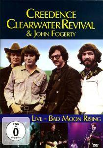 Creedence Clearwater Revival: Live - Bad Moon Rising - Cover