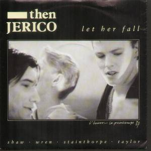 Cover - Then Jerico: Let Her Fall
