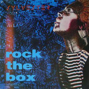 Sylvester: Rock The Box - Cover