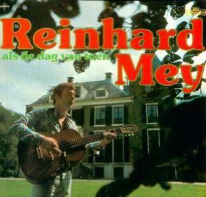 Reinhard Mey / Alfons Yondrascheck: Als De Dag Van Toen (Split-LP) - Bild 1