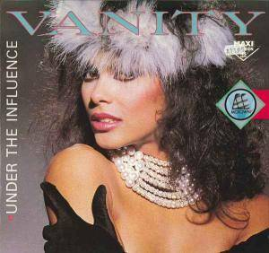 Vanity: Under The Influence - Cover