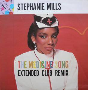 Stephanie Mills: Medicine Song, The - Cover