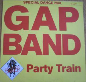The GAP Band: Party Train - Cover