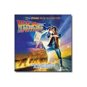 Cover - Alan Silvestri: Back To The Future