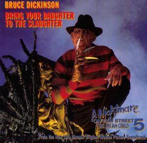 Cover - Bruce Dickinson: Bring Your Daughter To The Slaughter