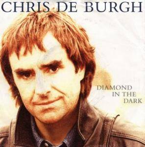 Chris de Burgh: Diamond In The Dark - Cover
