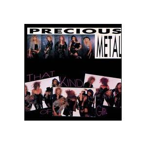 Precious Metal: That Kind Of Girl - Cover