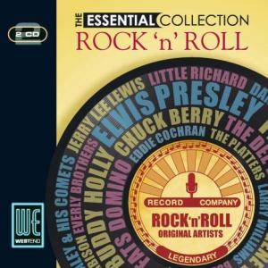 Cover - Jackie Brenston & His Delta Cats: Essential Collection - Rock 'n' Roll, The