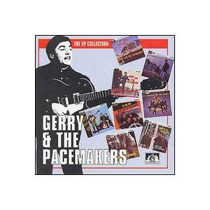 Gerry And The Pacemakers: EP Collection, The - Cover