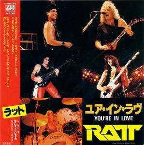 Ratt: You're In Love - Cover
