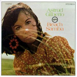Cover - Astrud Gilberto: Beach Samba