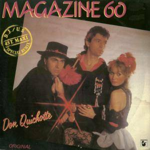 Magazine 60: Don Quichotte - Cover