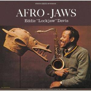"Cover - Eddie ""Lockjaw"" Davis: Afro-Jaws"